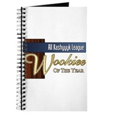 Wookie of the Year Journal