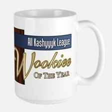 Wookie of the Year Mug