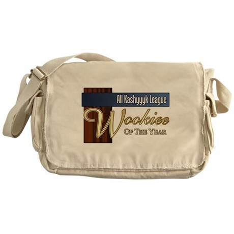 Wookie of the Year Messenger Bag