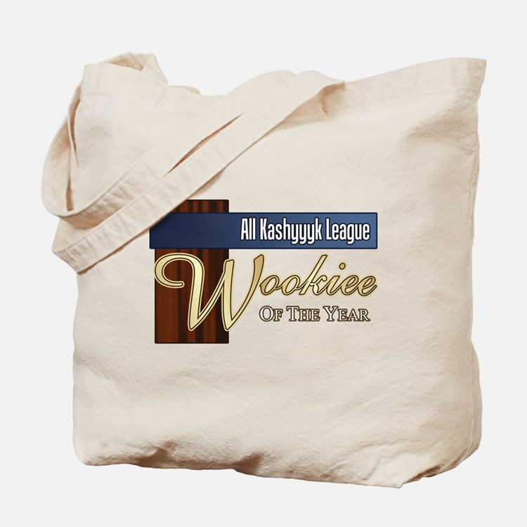 Wookie of the Year Tote Bag