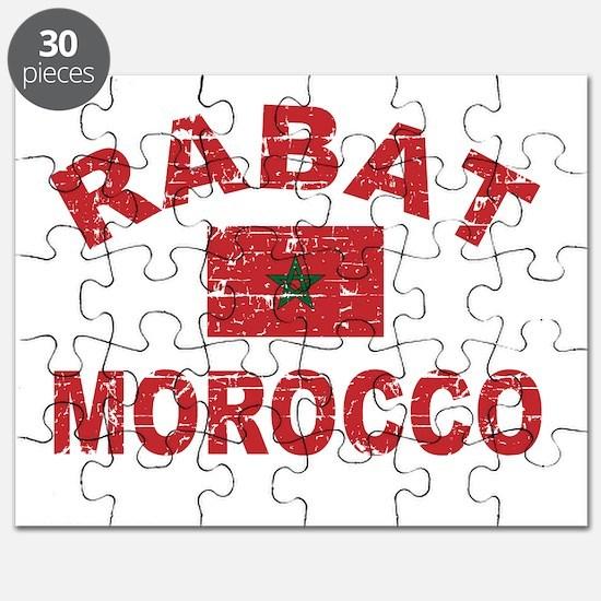 Rabat Morocco designs Puzzle