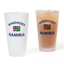 Windhoek Namibia designs Drinking Glass