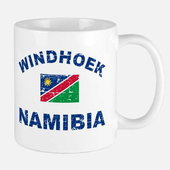 Windhoek Namibia designs Mug