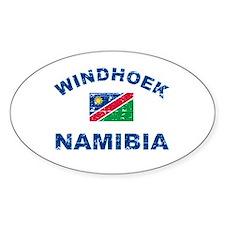 Windhoek Namibia designs Decal