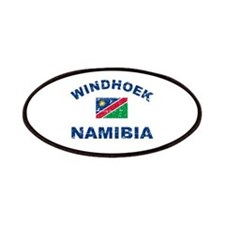 Windhoek Namibia designs Patches