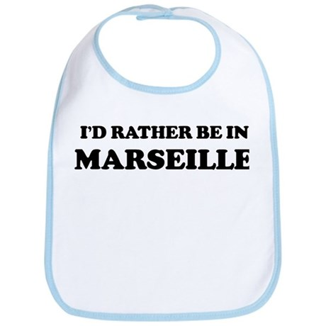Rather be in Marseille Bib