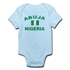 Abuja Nigeria designs Infant Bodysuit