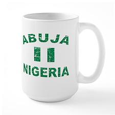Abuja Nigeria designs Mug