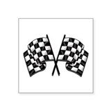 Auto racing Stickers & Flair