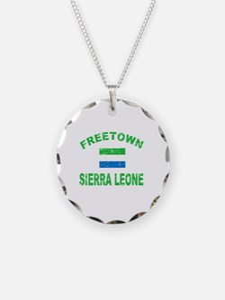 Freetown Sierra Leone designs Necklace