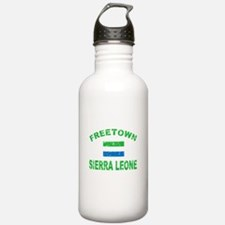 Freetown Sierra Leone designs Water Bottle