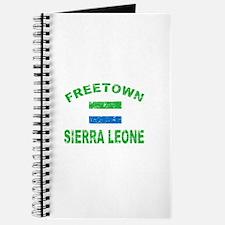 Freetown Sierra Leone designs Journal