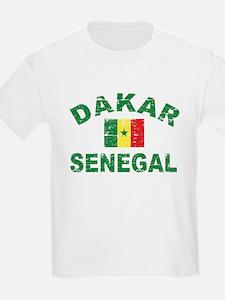 Dakar Senegal designs T-Shirt