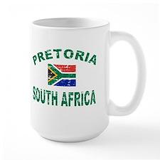 Pretoria South Africa designs Mug