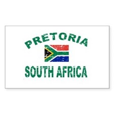 Pretoria South Africa designs Decal