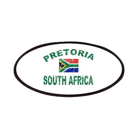 Pretoria South Africa designs Patches