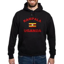 Kampala Uganda designs Hoodie