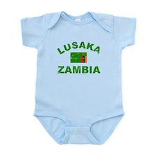 Lusaka Zambia designs Infant Bodysuit