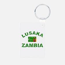 Lusaka Zambia designs Keychains