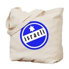 Israel Flag Jewish Tote Bag