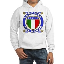 Italia Campione Del Mondo Hoodie