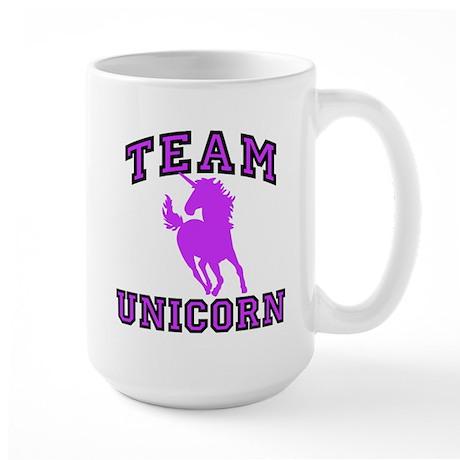 Team Unicorn Large Mug