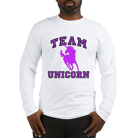 Team Unicorn Long Sleeve T-Shirt