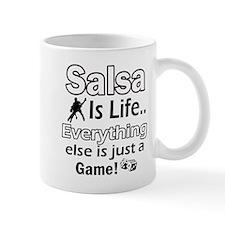 Salsa Is Life Designs Mug