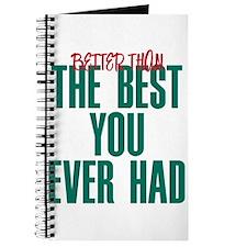 better than Journal