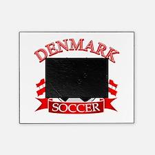 Denmark Soccer Designs Picture Frame