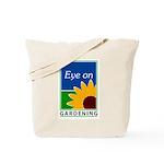 Eye on Gardening TV Tote Bag