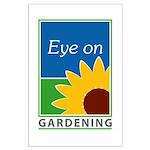 Eye on Gardening TV Large Poster