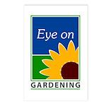 Eye on Gardening TV Postcards (Package of 8)