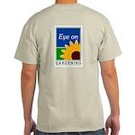 Eye on Gardening TV Ash Grey T-Shirt