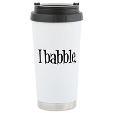 ibabble copy.png Travel Mug
