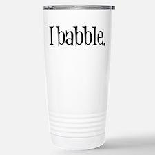 ibabble copy.png Travel Mug