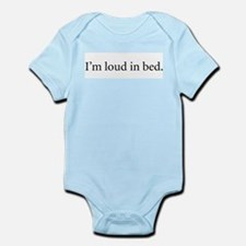 loudinbed copy.png Infant Bodysuit