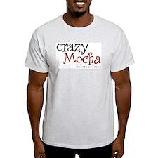 "Crazy Mocha ""Logo"" T-shirt"