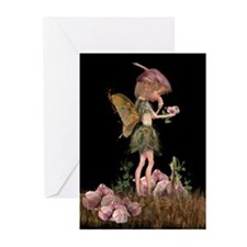 The Garlic Fairy Greeting Cards (Pk of 20)