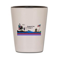Support_Our_Troops Shot Glass