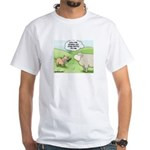 First date White T-Shirt