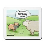 First date Mousepad