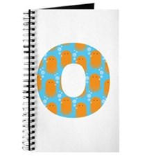 O is for Octopus Journal
