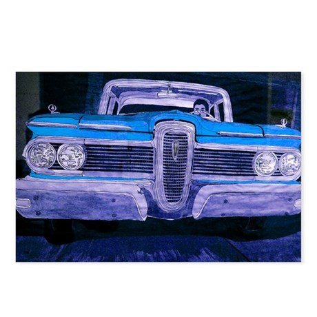 59 EDSEL Postcards (Package of 8)