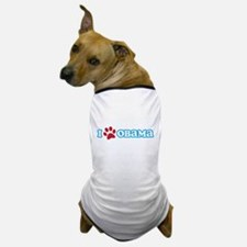 I Pawprint Obama Dog T-Shirt