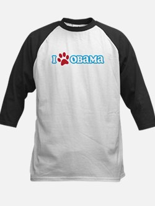 I Pawprint Obama Tee