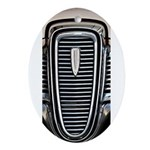 edsel grill Ornament (Oval)