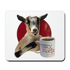 Crazy Mocha Mousepad