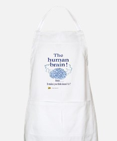 The human brain Apron