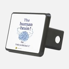 The human brain Hitch Cover